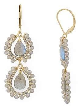 Dana Kellin Double Drop Earrings
