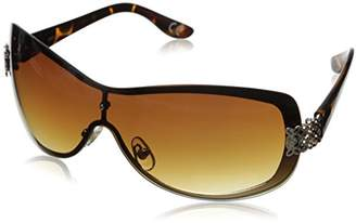Foster Grant Women's Spectacle Square Sunglasses
