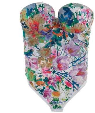 Atelier Ouihours Va Bien Va Bien Lily Dream Bodysuit