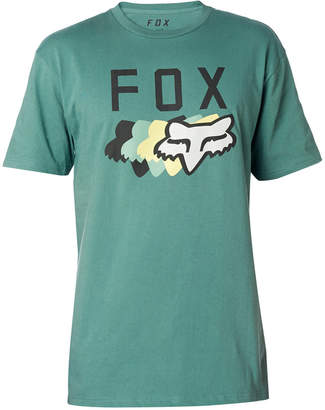 Fox Men's Multi-color Head Graphic T-Shirt