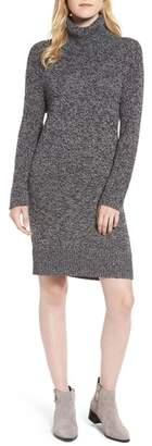 Treasure & Bond Treasure&Bond Turtleneck Sweater Dress