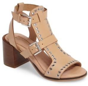 Women's Topshop Vienna Grommet Sandal $90 thestylecure.com