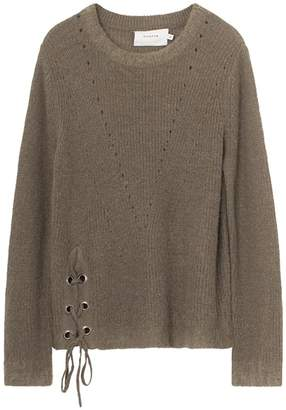 Munthe Soft Knitted Sweater