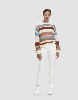 Farrow Sherrie Contrast Stitch Jean
