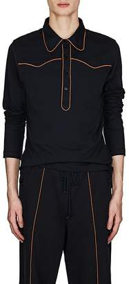 Dries Van Noten Men's Cotton Polo Shirt