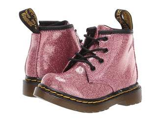 Dr. Martens Kid's Collection 1460 Glitter Stars Brooklee Boot (Toddler)