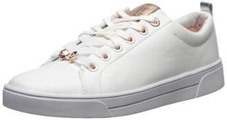 Ted Baker Women's Kellei Sneaker, White, 9.5 B(M) US
