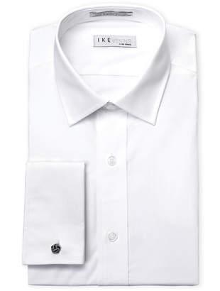 Ike Behar Ike Evening By White French Cuff Dress Shirt
