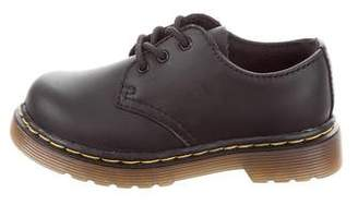 Dr. Martens Kids Boys' Colby Leather Oxfords w/ Tags