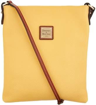 Dooney & Bourke Pebble Leather Small Dani Crossbody Handbag
