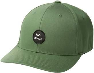 RVCA Men's VA Flexfit HAT