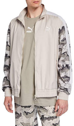 Puma Men's Wild Pack Two-Tone Jacket