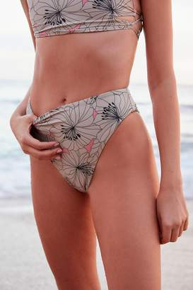 Stone Fox Swim Sumatra Printed Bikini Bottoms