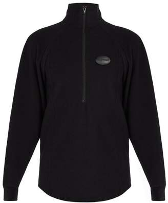 Ribeyron - Fleece Sweater - Mens - Black