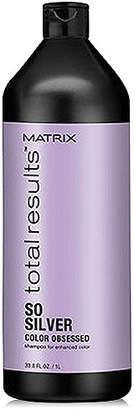 Matrix Total Results So Silver Shampoo, 33.8-oz, from Purebeauty Salon & Spa