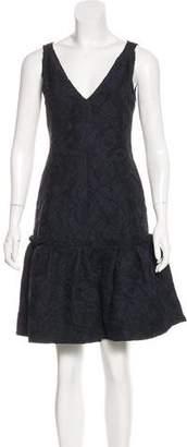 Nina Ricci Brocade Evening Dress