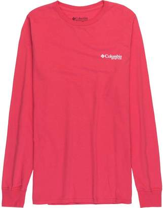 Columbia PFG Triangle Long-Sleeve T-Shirt - Men's
