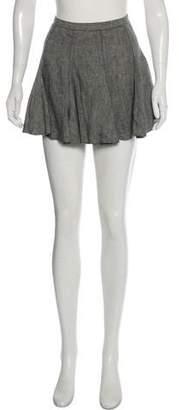 Dolce & Gabbana Mini Pleated Skirt