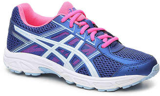 Asics GEL-Contend 4 Youth Running Shoe - Girl's