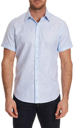 Robert Graham Fannin Classic Fit S/S Woven Shirt