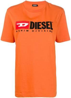 Diesel T-JUST-DIVISION-FL T-shirt