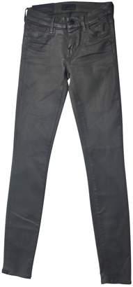 Koral Green Cotton - elasthane Jeans
