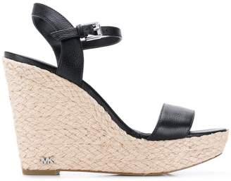 MICHAEL Michael Kors Jill wedge sandals
