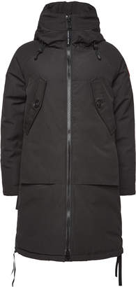 Canada Goose Olympia Down Parka with Cotton