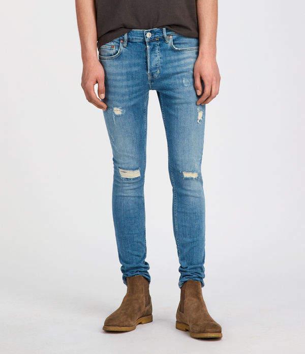 AllSaints Dunk Cigarette Skinny Jean