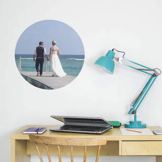 Nutmeg Wall Stickers Your Photo Circle Wall Stickers