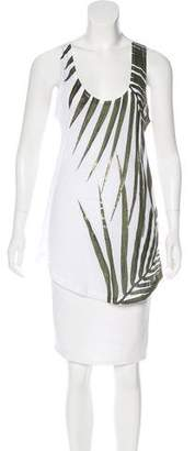 Barbara Bui Printed Sleeveless Top w/ Tags