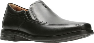 Clarks Men's Unstructured Leather Loafers -Unsheridan Go