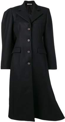 Aalto irregular shaped coat