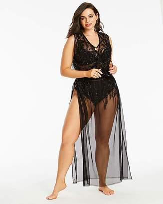Figleaves Curve Jewelled Maxi Dress