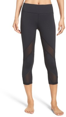Women's Zella Sprint Crop Leggings $55 thestylecure.com