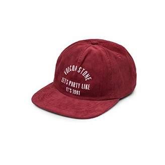 Volcom Junior's Women's 5 Panel Adjustable Hat