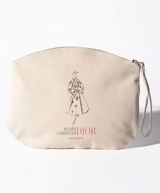 Christian Dior (クリスチャン ディオール) - 【15%OFF】ディオール美術館限定ポーチGRANDE TROUSSEレディースBAGATELLEF【Dior】【セール開催中】