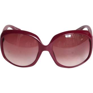 Christian Dior Plastic Sunglasses