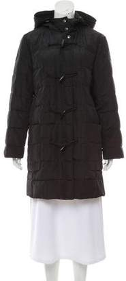 Max Mara Weekend Hooded Puffer Coat