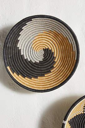 All Across Africa Metallico Hanging Basket