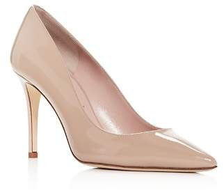 Kate Spade Women's Vivian Patent Leather Pointed Toe Pumps