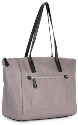 Time and Tru Geles Nylon Lightweight Tote