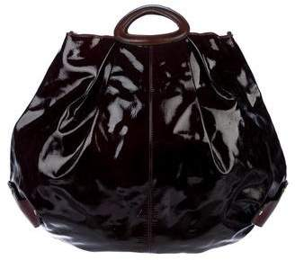 Marni Balloon Patent Leather Bag
