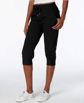 Calvin Klein Commuter Active Strech Woven Capri Pants