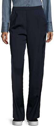 Vince Women's Pleated High-Waist Pants