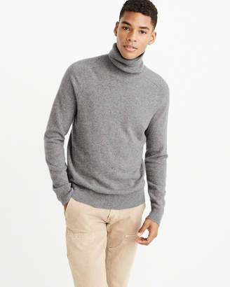 Abercrombie & Fitch Cashmere Turtleneck Sweater