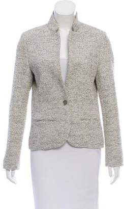 Generation Love Structured Tweed Jacket