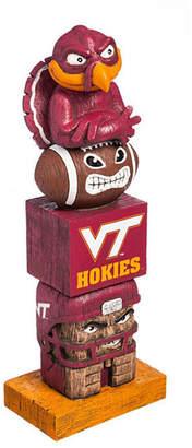 Evergreen Virginia Tech Hokies Tiki Totem