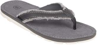 Wembley Frayed Men's Thong Flip Flops