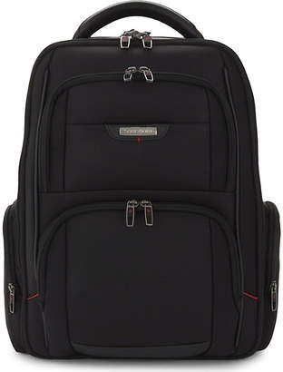 Samsonite Pro-DLX 4 business backpack $195 thestylecure.com